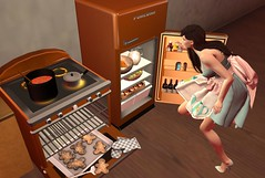 burnt cookies, out of garlic but at least I remembered the wine (KaylaWoodrunnerSL) Tags: secondlife sldecor slfurniture wondrousproject thewondrousproject 8f8 pixelmode meshindia ysys meva go truthhair secondspaces erratic firestormviewer serendipityposes empireshoes