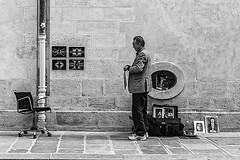 L'expo de rue (regardsparisiens) Tags: 2019 24x36 35mm 3x2 black blackandwhite blanc bw candid capturestreets city d500 darkisbetter dreaminstreets europe everydayeverywhere exposition extérieur fabricemercier france fromstreetswithlove generationstreet hommes iloveparis iledefrance landscape lensonstreets life lovesnoir matin monochrome morning nikon noir noiretblanc noirshots objectifgrandangle paris paysage people photographiederue printemps regardsparisiens rue ruedesfrancsbourgeois spring storyofthestreet storyofthestreets streetfocuson streetphoto streetphotographer streetphotography streetphotographyinternational streetofparis thestreetphotographyclub thestreetphotographyhub travail ville wearethestreets wearethestreet white worldstreetfeature zonestreet