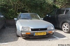 1987 Citroën CX 25 GTI (NielsdeWit) Tags: nielsdewit car vehicle zeist rr97gh citroën cx 25 gti 1987