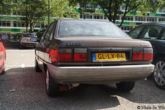 1987 Renault 21 (NielsdeWit) Tags: nielsdewit car vehicle zeist favourite gllx86 renault 21 r21 injection 1987