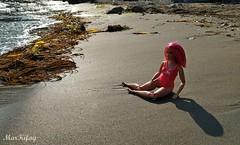 6-IMG_20190706_173621 (MarKifay) Tags: water sand swimsuit beach sea sun nature barbie doll mattel