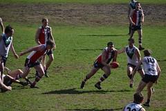 University of Technology Sydney (5) 70(10.10):55(8.7) Randwick City Saints (fchmksfkcb) Tags: football australianfootball aussierules footy oval trumperpark trumperoval uts utsaustralianfootballclub afc afl sydney australia australien universityoftechnologysydney randwickcitysaints groundhopping