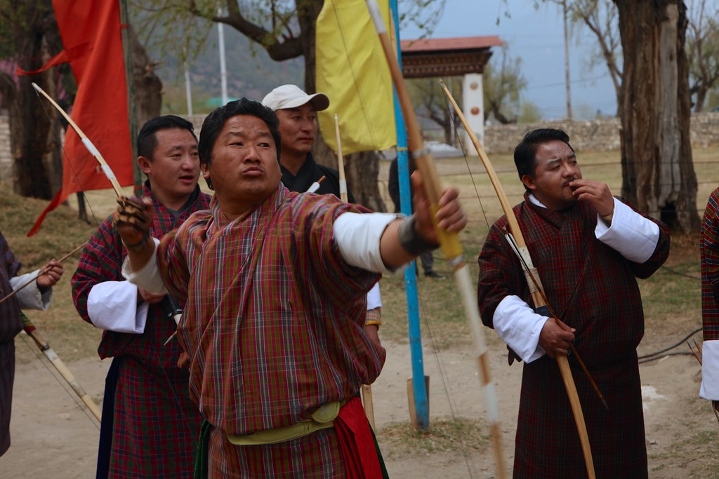 The World's newest photos of bhutan and religion - Flickr