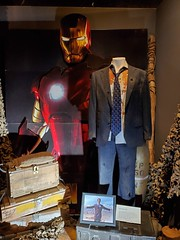 Iron Man 1 (cjacobs53) Tags: jacobs jacobsusa iron man ironman movie western museum film history lone pine california robert downey jr actor suit prop 119picturesin2019 annual scavenger photo hunt yearly picture junior marvel comics bedraggled