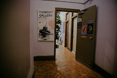 First Friday | Tugboat Gallery 7.5.19