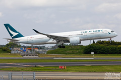 Cathay Pacific [CX][CPA] / B-LRC / A350-941 / RJAA (starger64) Tags: canoneos5dmarkiv ef1004004556lisii rjaa nrt naritainternationalairport 成田国際空港 成田機場 新東京国際空港 cathaypacificairways cathaypacific 國泰航空 blrc a350941 a359 a350900 aviation aircraft airplane arlines airbus cx526