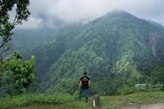 Tribhuvan Highway (Tom Neumann) Tags: sony a6000 ilce6000 landscape nepal himalayas paisaje bosque forest naturaleza nature holidays vacaciones colinas hills mountains montañas niebla fog