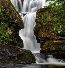 High Force, Lake District (gmorriswk) Tags: longexposure landscape lakedistrict highforce waterfall penrith england unitedkingdom