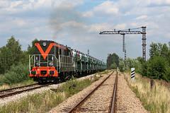 SM31-071 (marekstokosa1) Tags: fablok sm31 retro 071 sm31071 pkp pkpc cargo kolej śląsk tychy fiat polska prl retrovka szafa polonez poland diesel power bierun