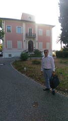 Conference at the University of Cote d'Azur in Nice
