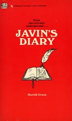 Greenleaf Classics 253 - Harold Crane - Javin's Diary (swallace99) Tags: greenleafclassics vintage 60s sleaze paperback