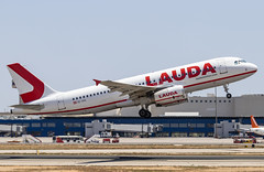 OE-IHH A320-200 Laudamotion PMI 2019-07-02 (18a) (Marvin Mutz) Tags: oeihh laudamotion a320200 pmi aviation planespotting avgeek aircraft airplane aeroplane plane pilot cockpit crew passenger travel transport jet jetliner airline airliner wings engines airport runway taxiway apron clouds sky flight flying airbus departure takeoff rotation lepa palma mallorca majorca spain