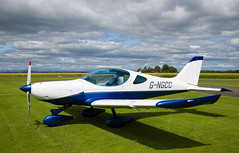 G-NGCC Speedwing, Scone (wwshack) Tags: bristell egpt psl perth perthkinross perthairport perthshire scone sconeairport scotland scottishaeroclub speedwing gngcc