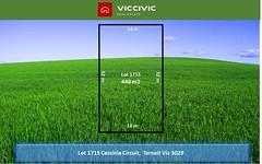 Lot 1715 Cassinia Circuit, Tarneit VIC