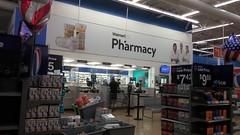 Bogle Pharmacy (Retail Retell) Tags: olive branch ms walmart goodman road i22 hwy 78 craft desoto county retail post remodel black decor 22