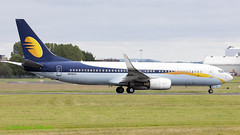 N846AG 737 ACG Acquisitions (ex Jet Airways) (Anhedral) Tags: boeing 737 737800 airliner einn snn shannonairport n846ag vtjbb acgacquisitions ferryflight jetairways 36846