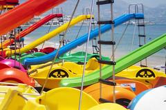 Colores playeros (Guillermo Relaño) Tags: color colour playa beach alicante albir olympus tg5 tough guillermorelaño