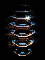 star architeXture (m_laRs_k) Tags: vessel hudsonyards usa manhattan architecture architexture ny 34 sun star diffraction hss sliderssunday mlarsk