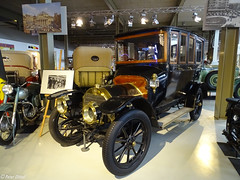 1908 FN 2000A (peterolthof) Tags: brussel autoworld peterolthof