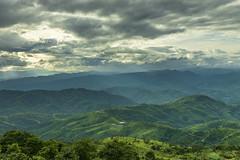 Green Wild (TORSAK_S.) Tags: mountain scenicsnature leinsterprovince awe beautyinnature cloudsky cloudscape colorimage forest greencolor horizonoverland horizontal landscapescenery mountainrange nature