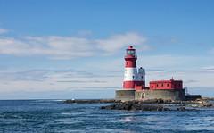 Longstone Lighthouse (Dibbly Dobbler) Tags: longstone lighthouse sonyrx10iii