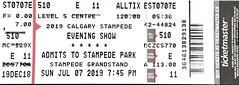 "2019 Calgary Stampede Evening Show (Chuckwagon Race) • <a style=""font-size:0.8em;"" href=""http://www.flickr.com/photos/79906204@N00/48213903062/"" target=""_blank"">View on Flickr</a>"