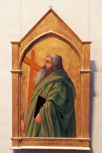 Saint Andrew by Massacio