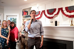 Beto O'Rourke (Gage Skidmore) Tags: beto orourke congressman texas house party joan bolin betts home ames iowa