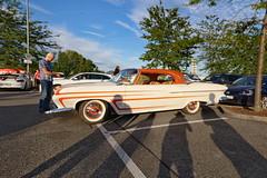 Dodge Lancer 1961 (olds.wolfram) Tags: auto car classiccar voiture offenburg coche dodge oldtimer lancer 1961 pinstripe olds1
