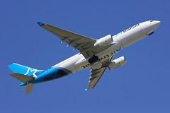A330 C-GUBF London Gatwick 27.06.19-1 (jonf45 - 5 million views -Thank you) Tags: airliner civil aircraft jet plane flight aviation london gatwick airport take off lgw egkk a330 air transat airbus a330243 cgubf