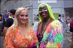 Pride London 2019 - DSCF2338a (normko) Tags: london pride parade 2019 regent street gay lesbian bi trans celebration protest rainbow