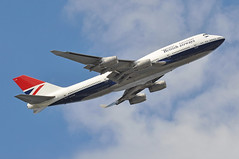 BA0211 LHR-MIA (A380spotter) Tags: takeoff departure climb climbout belly boeing 747 400 gcivb negus19741980 negusnegus britishairways10019192019 centenary retrocolours livery scheme retrojet 2019 ba100 baretrojet internationalconsolidatedairlinesgroupsa iag britishairways baw ba ba0211 lhrmia runway09r 09r london heathrow egll lhr