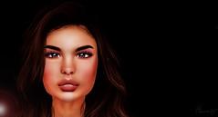 'Can you hear me SOS' (Hayyz Heavenly Photography) Tags: portrait secondlife secondlfe style scene face solo beauty hair secondlifeblog