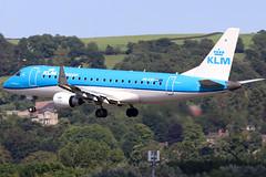 PH-EXG_02 (GH@BHD) Tags: phexg embraer erj erj175 kl klm klmcityhopper royaldutchairlines bhd egac belfastcityairport aircraft aviation airliner regionaljet