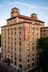 Albert Pike Hotel. Little Rock. 2019. (issafly) Tags: arkansas urban building nikond500 explorearkansas d500 naturalstate city nikon littlerock 2019 downtown nikkor1855mm historic
