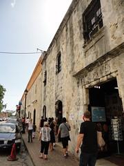 Santo Domingo - Calle Las Damas (Stabbur's Master) Tags: cruising cruise carnivalcruiseline caribbeancruising caribbeansea caribbeanisland dominicanrepublic santodomingo zonacolonial callelasdamas