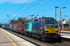 Direct Rail Services 88008 (Mike McNiven) Tags: drs directrailservices directrail services wigan northwestern westcoast mainline daventry mossend container freight railfreight