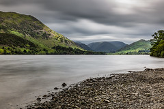 Clouds scudding over Ullswater (GWMcLaughlin) Tags: longexposure 24mm landscape lakedistrict lakes ullswater sky 6d canon canon6d 24105mm clouds