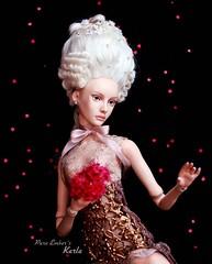 Confetti 🌸 (pure_embers) Tags: pure laura embers porcelain bjd doll dolls england uk girl sensational karla pureembers photography photo ball joint portrait fine art beauty rococo metal