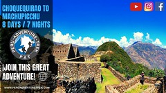 Choquequirao trek (Peru adventure trek) Tags: