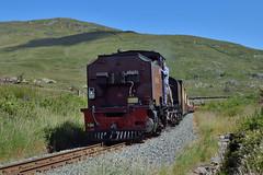 NGG16 No.138-Rhyd Ddu-5.7.19 (shaunnie0) Tags: whr welshhighlandrailway rhydddu steamtrain narrowgauge