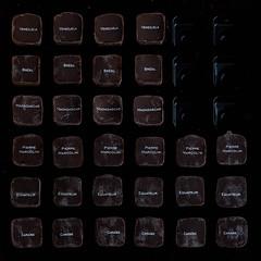 WEEK#102 Chocolate anyone? (sedatozmen) Tags: chocolate squares countries