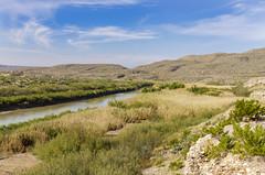Southern Texas Landscape (rschnaible) Tags: big bend national park usa texas outdoors landscape desert us mexican border southern rio grande river