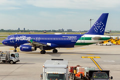 "N531JL JetBlue Airways A320-232 ""Blue Finest"" (JFK) (Alpha Victor Photo) Tags: airplane airliner aviationphotography airliners aircraft airline airlinerphotography aerospace airport arrival airplanes aviation airbusa320 johnfkennedyinternationalairport jetblueairways jetblue a320200 a320232 jfk kjfk commercialaviation commercialairliner commercialairplane commercialjet speciallivery specialcolors specialscheme spotting n531jl"