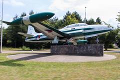 EHWO Woensdrecht 2019 : Lockheed T-33A M-54 (Hermen Goud Photography) Tags: 737 airfields boeing ehwowoensdrecht klu koninklijkeluchtmacht m54t33a msn64970linenr6845exn513bj militair nederland netherlands phgovboeing737700bbj royalnetherlandsairforce vliegbasiswoensdrecht vliegvelden aircraft asm51 aviation thenetherlands