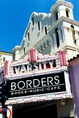 Twice Lost (Bill in DC) Tags: ca california 1999 film kodacolor 35mm canoneosa2 paloalto varsitytheater bordersbooks