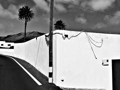 Next Direction Volcano (RadarO´Reilly) Tags: zwartwit noiretblanc monochrohme blanconegro bw sw canaryislands spain lanzarote haria