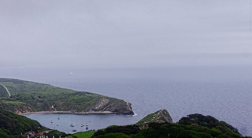#lulworth #cove #bay in full sight
