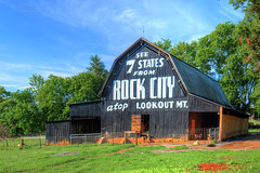 See 7 States from Rock City Atop Lookout Mtn - Maryville, Tennessee (J.L. Ramsaur Photography) Tags: jlrphotography nikond7200 nikon d7200 photography photo tennessee 2019 engineerswithcameras photographyforgod thesouth southernphotography screamofthephotographer ibeauty jlramsaurphotography photograph pic maryville tennesseephotographer maryvilletennessee maryvilletn easttennessee blountcounty see7statesfromrockcityatoplookoutmountain tennesseehdr hdr worldhdr hdraddicted bracketed photomatix hdrphotomatix hdrvillage hdrworlds hdrimaging hdrrighthererightnow historicbuilding history historic historyisallaroundus americanrelics beautifuldecay fadingamerica it'saretroworldafterall oldandbeautiful vanishingamerica seerockcitybarn seerockcity oldbarn vintagebarn ruralbarn sign signage it'sasign signssigns iloveoldsigns oldsignage vintagesign retrosign oldsign vintagesignage retrosignage faded fadedsignage fadedsign iseeasign signcity
