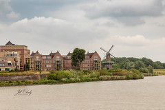 Gorinchem, Netherlands (Jill Clardy) Tags: cruise netherlands river viking rhine gorinchem southholland city holland windmill town merwede boven 201906039l8a5806 explore explored